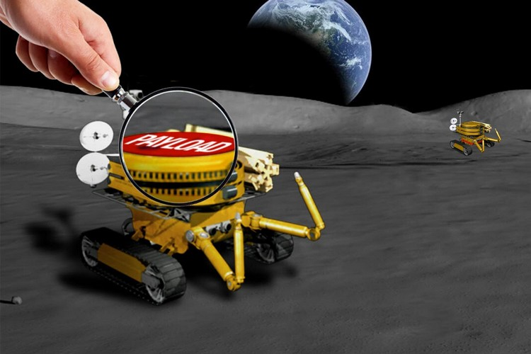 NASA Wants You to Build Miniature Payload Designs for Tiny Moon Rovers