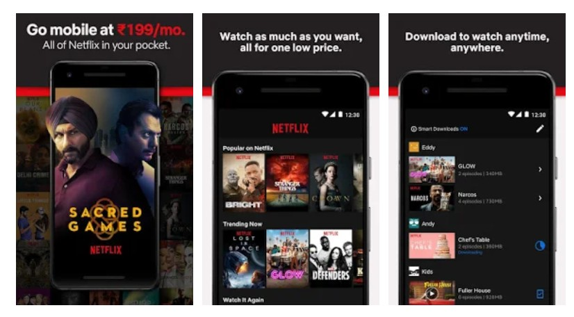 Netflix app on Galaxy phones gains Bixby voice controls after the latest update