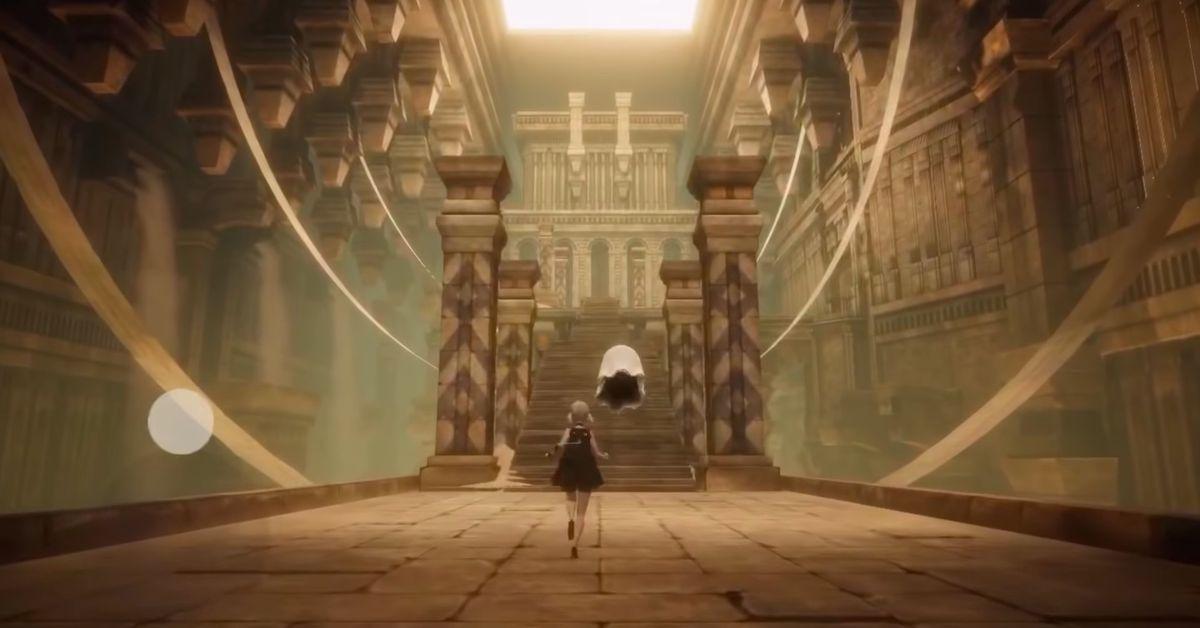 Nier mobile game Nier Reincarnation: first gameplay footage released