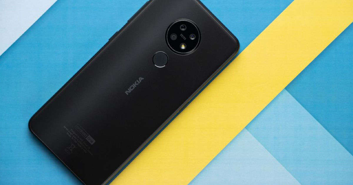 Nokia 7.3 specifications may include a 64MP quad camera setup