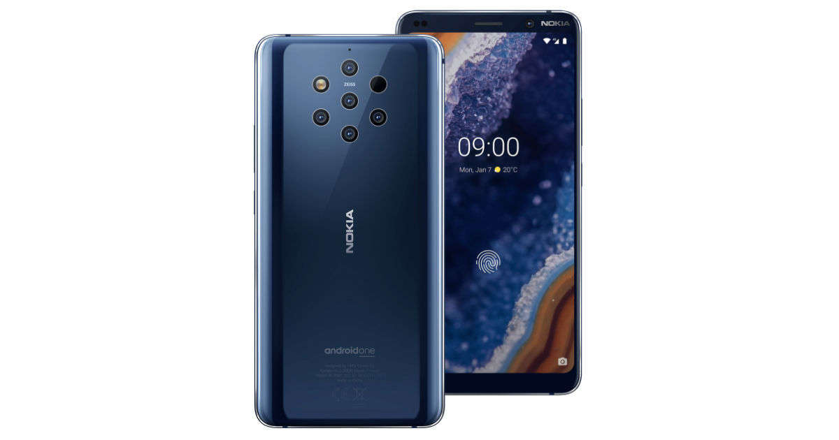 Nokia 9.3 is tipped to feature 120Hz display