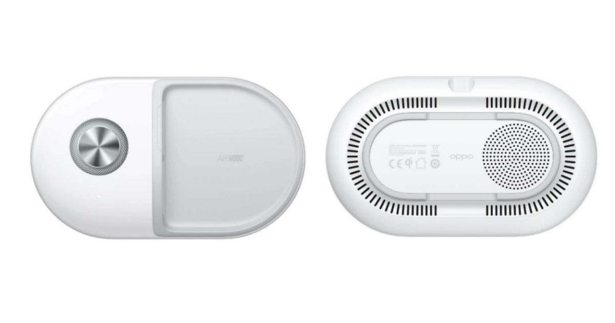 OPPO 40W AirVOOC wireless charger