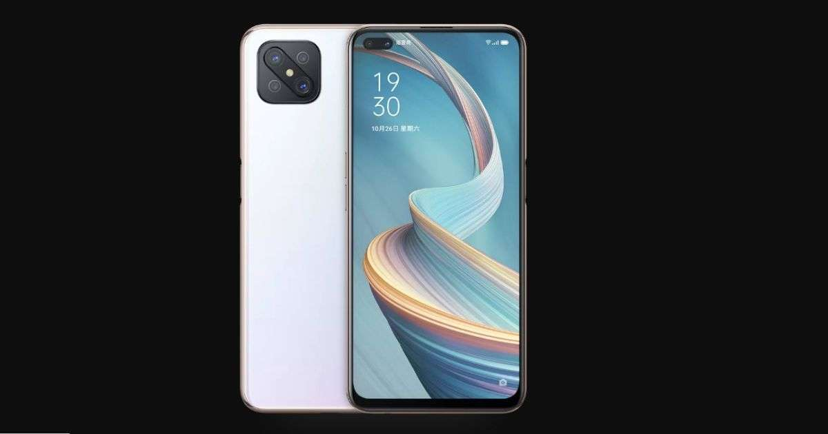 OPPO A92s announced with 120Hz display: price, specifications, and more
