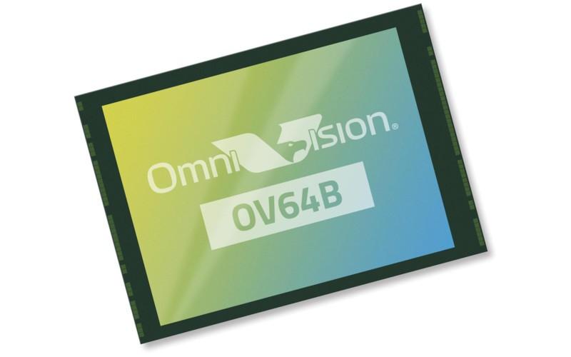 Omnivision OV64B announced as world's first 0.7 micron 64MP camera sensor