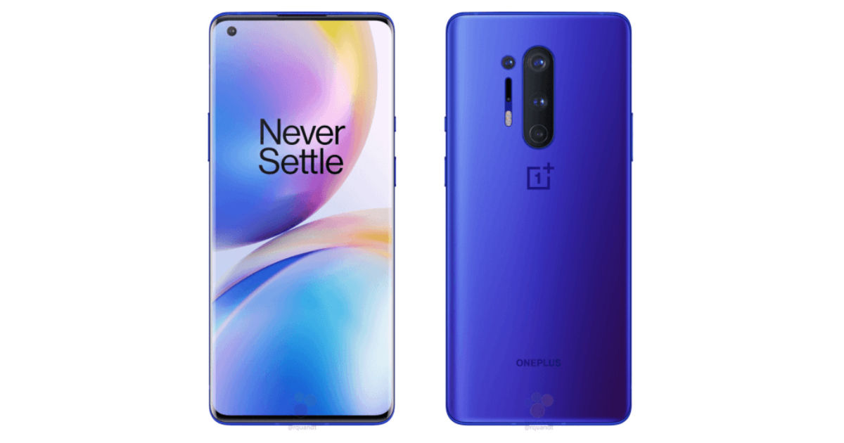 OnePlus 8 Pro with 12GB and Android 10 OS appeared on Geekbench
