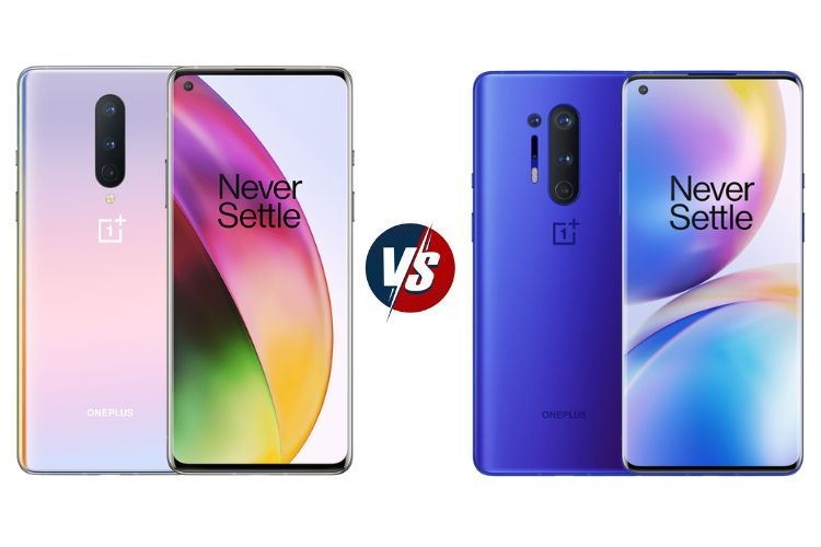 OnePlus 8 vs OnePlus 8 Pro: What's Different?