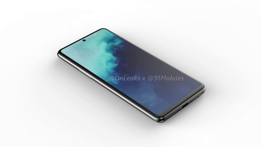 OnePlus X may return as OnePlus Z with OnePlus 8 Lite-like upgrades | UPD: render
