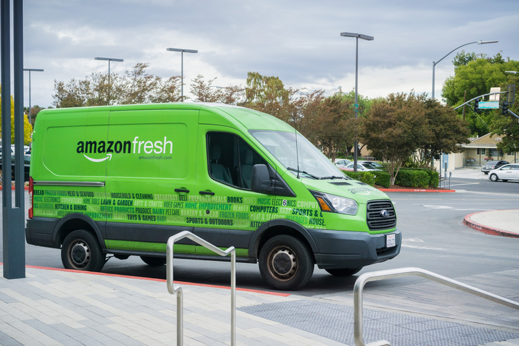 Online Grocery Deliveries Are More Environment-Friendly: Bezos