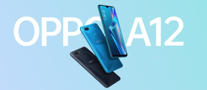 Oppo A12 launched with Helio P35, 4230mAh battery, dual cameras