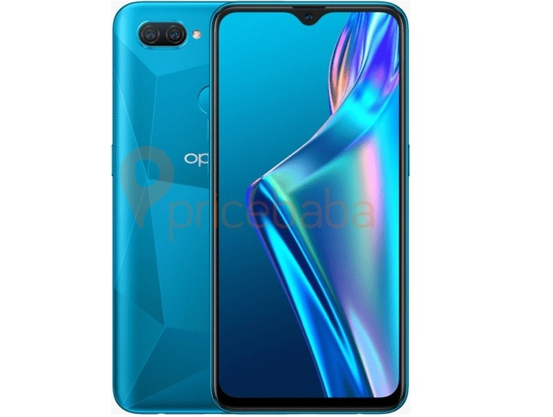 Oppo A12 leaks in full glory: detailed specs and quality renders