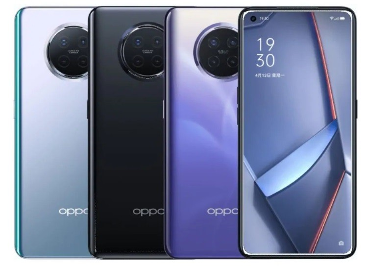 Oppo Ace 2 official with Snapdragon 865 5G, 40W wireless charging