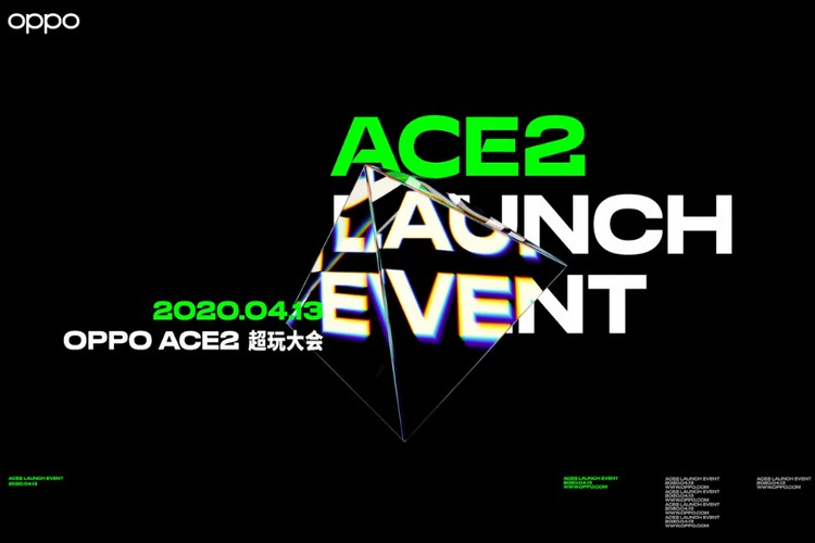 Oppo 'Ace' Branding Separates from Reno Series; Ace 2 to Launch April 13