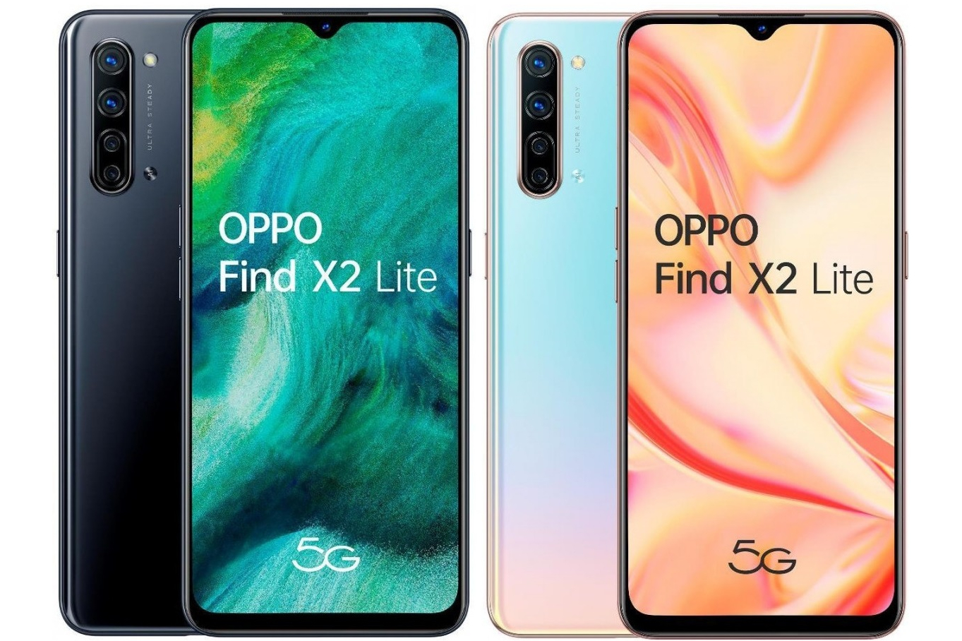 Oppo Find X2 Lite 5G Launched With Snapdragon 765G, 30W Fast Charging