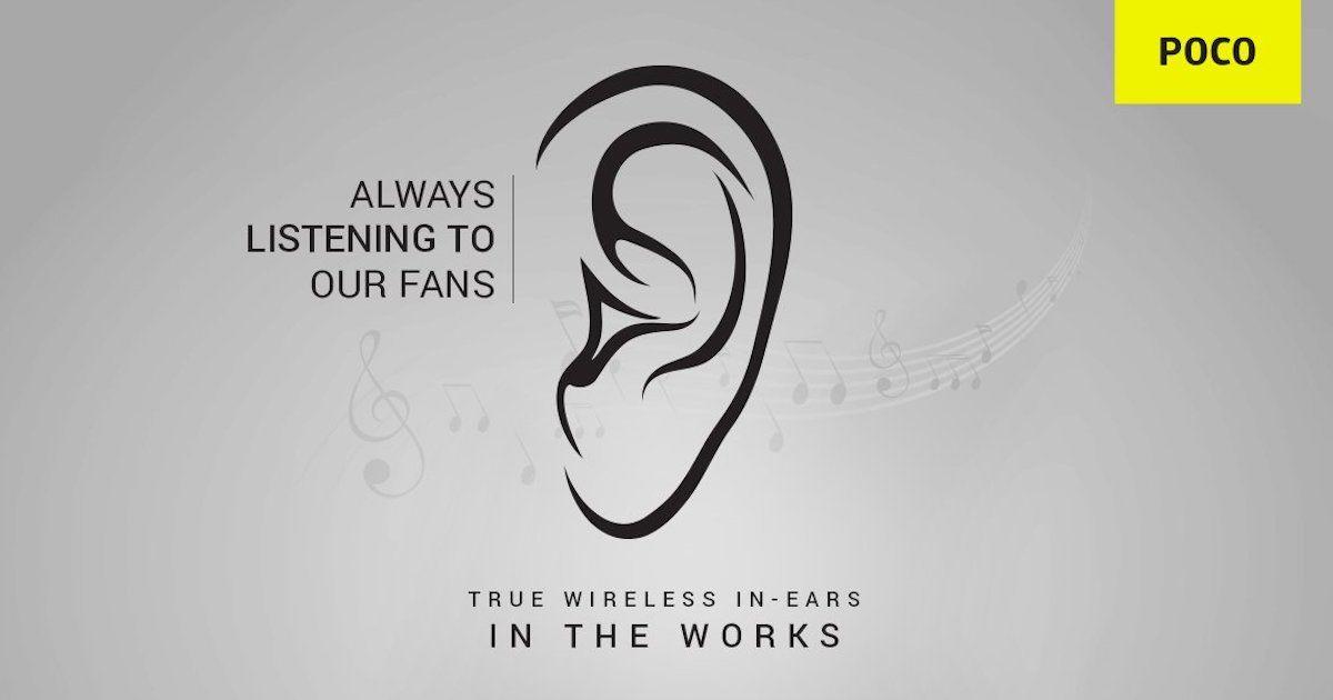 POCO earbuds