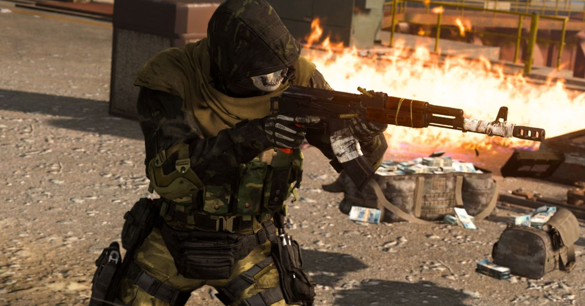 Players think Call of Duty: Warzone's Akimbo .357s are too strong