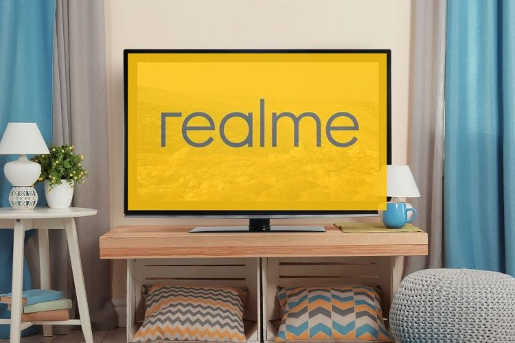 Realme TV Certification Hints at 43-inch Screeen