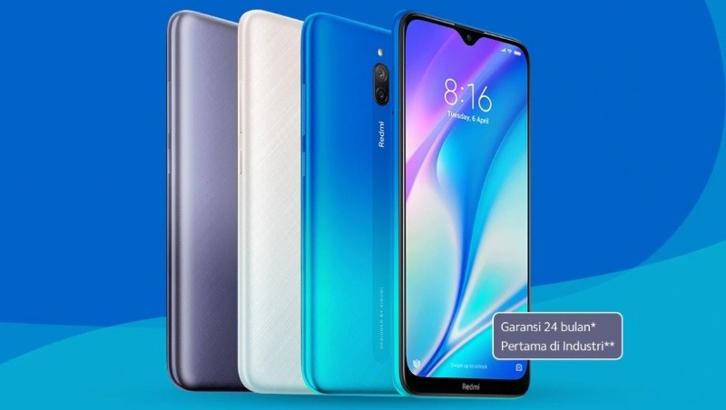 Redmi 8A Pro with dual cameras, 5000mAh battery launched in Indonesia