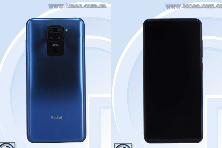 Redmi Note 9 With 48MP Primary Camera, 4,920mAh Battery Certified in China