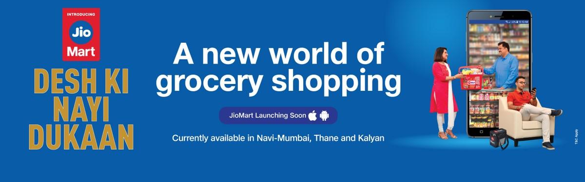 Reliance tests JioMart, WhatsApp-based online portal in India