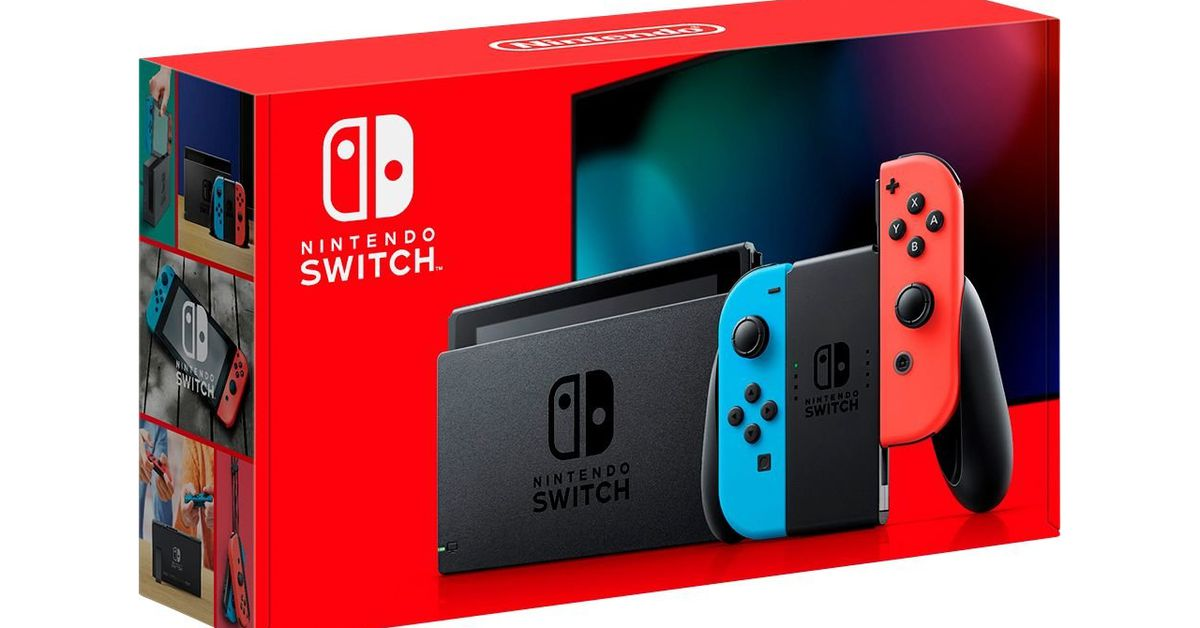 Report: Nintendo stops Switch shipments to Japan