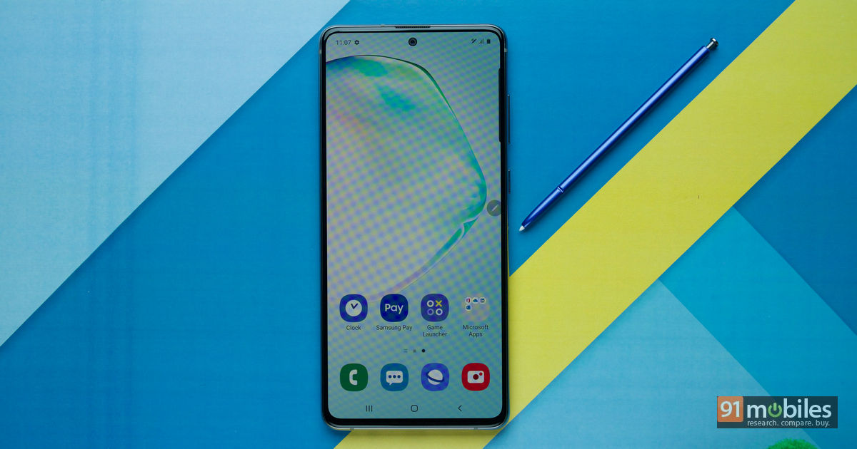 Samsung Galaxy Note 20+ may launch with Snapdragon 865+ SoC, Geekbench listing suggests