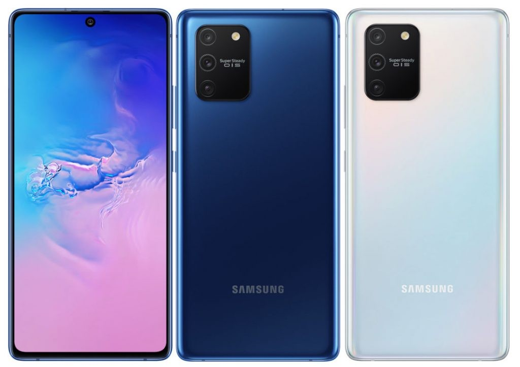 Samsung Galaxy S10 Lite receives One UI 2.1 with April 2020 security patch