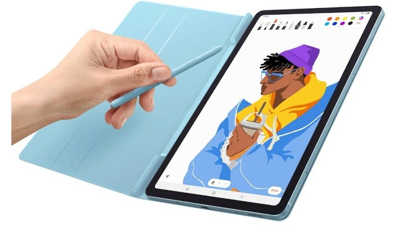 Samsung quietly lists Galaxy Tab S6 Lite with full specs and images
