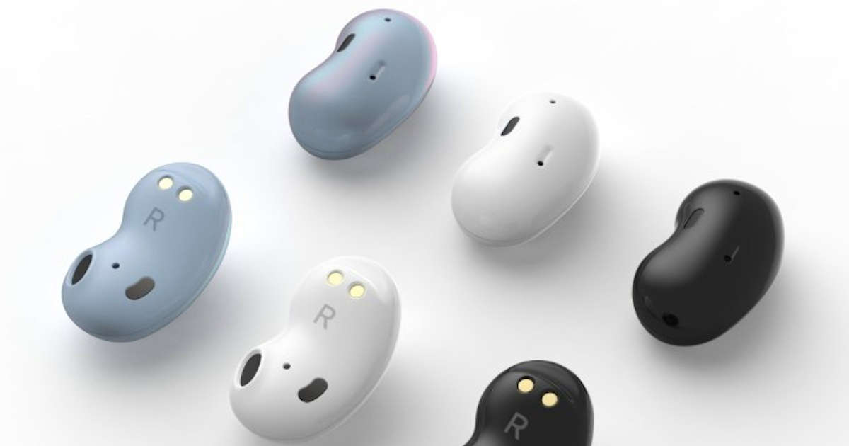 Samsung's upcoming bean-shaped earbuds could be called Galaxy Buds X