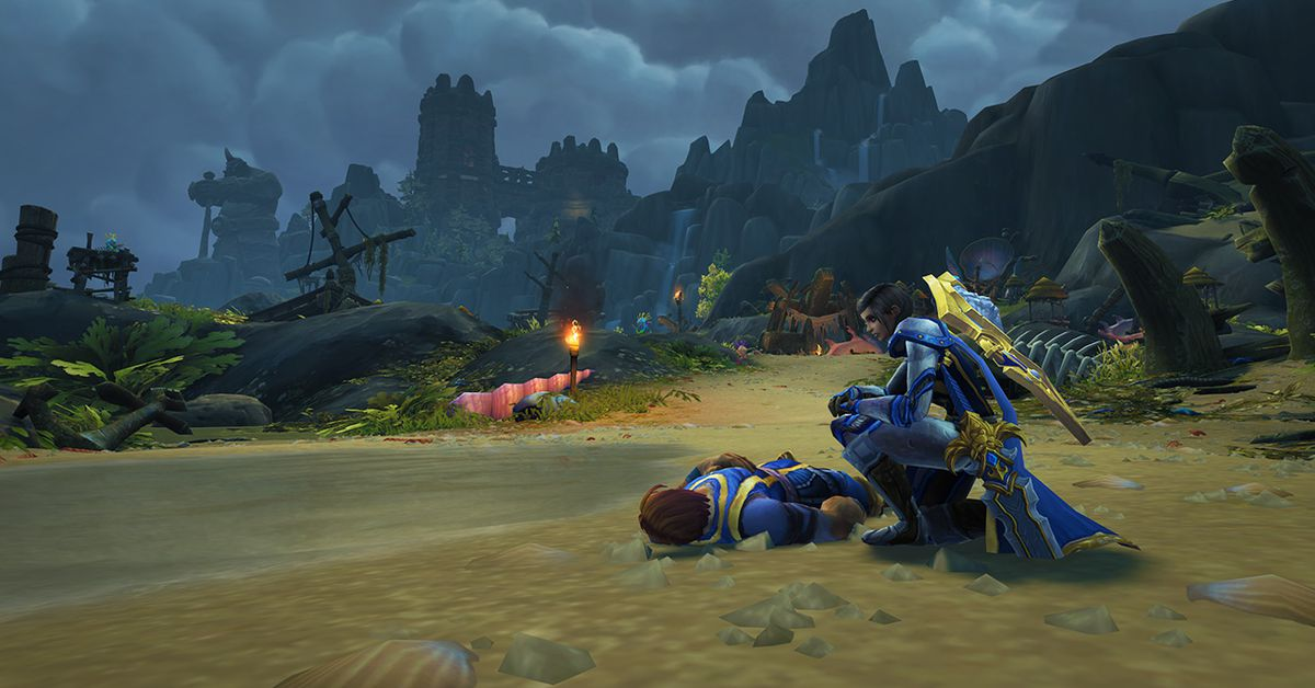 Shadowlands will fix one of World of Warcraft's biggest problems
