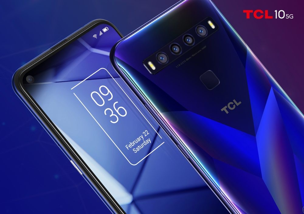 TCL 10 5G, TCL 10 Pro, TCL 10L detailed specs and pricing revealed