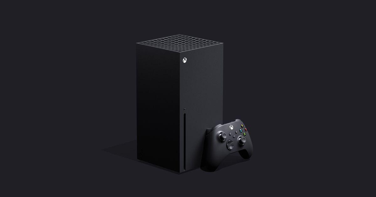 The Xbox Series X master plan