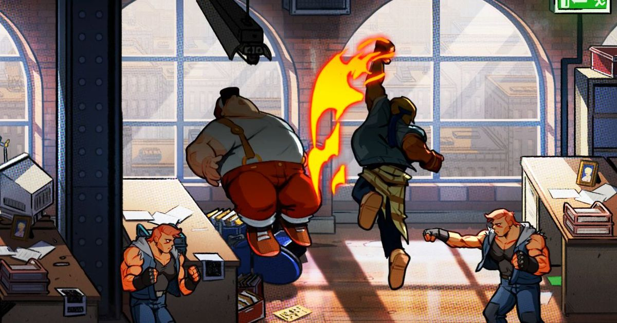 The week's best game trailers: Streets of Rage 4 and The Last Campfire