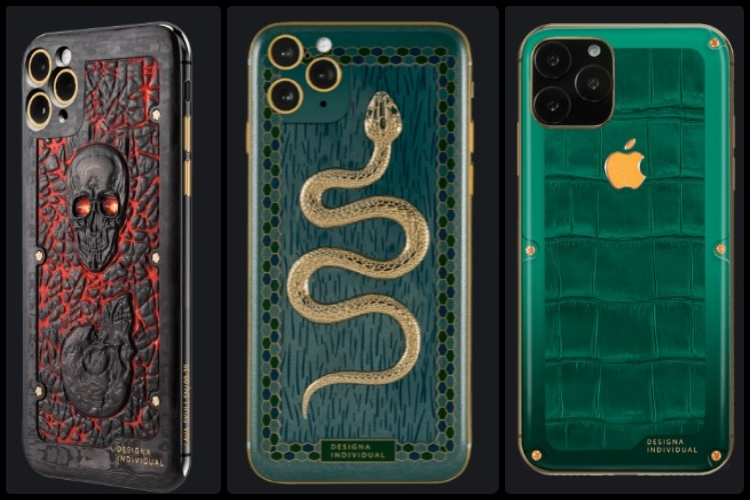 This Company Makes Some Crazy Designer Luxury iPhones