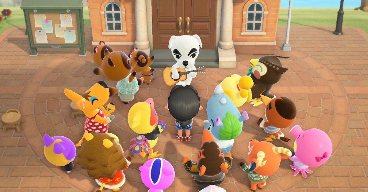Unlock K.K. Slider in Animal Crossing: New Horizons (Switch) guide