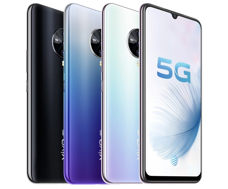 Vivo S6 5G with Eynos 980 SoC, 48MP quad cameras launched