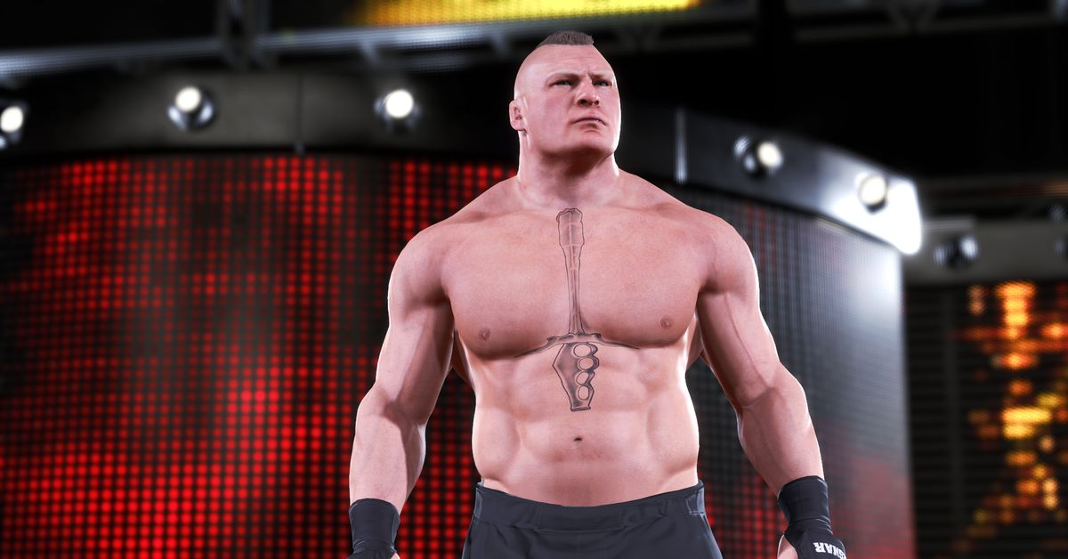 WWE 2K21 canceled, according to WWE