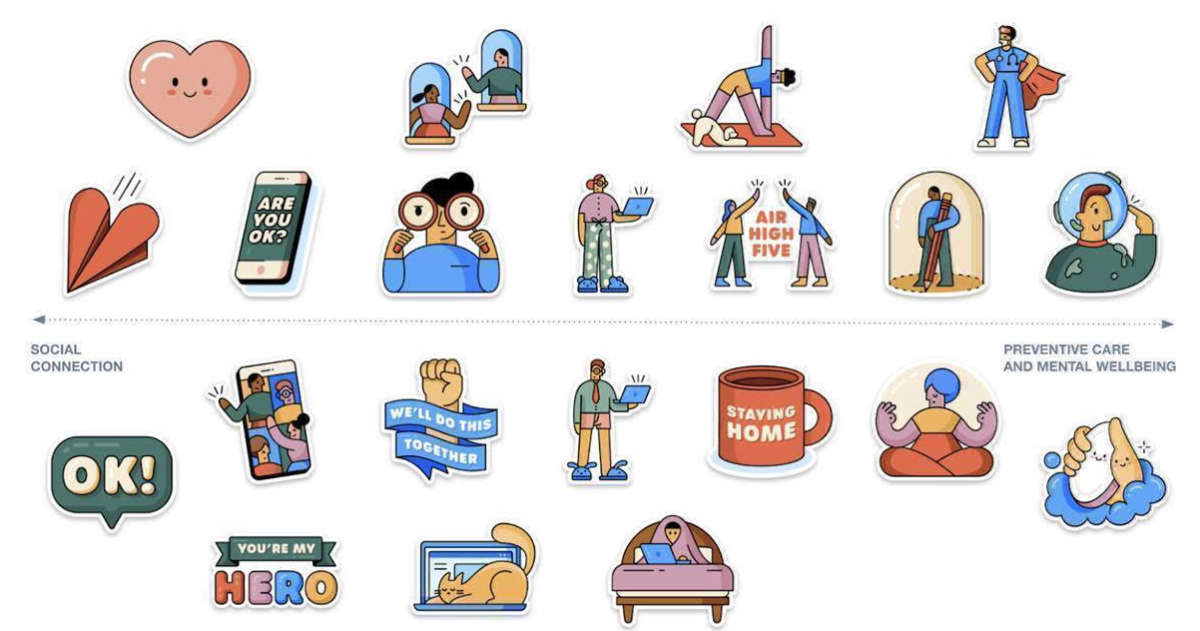 WhatsApp launches 'Together at Home' stickers to encourage social distancing amid coronavirus lockdown