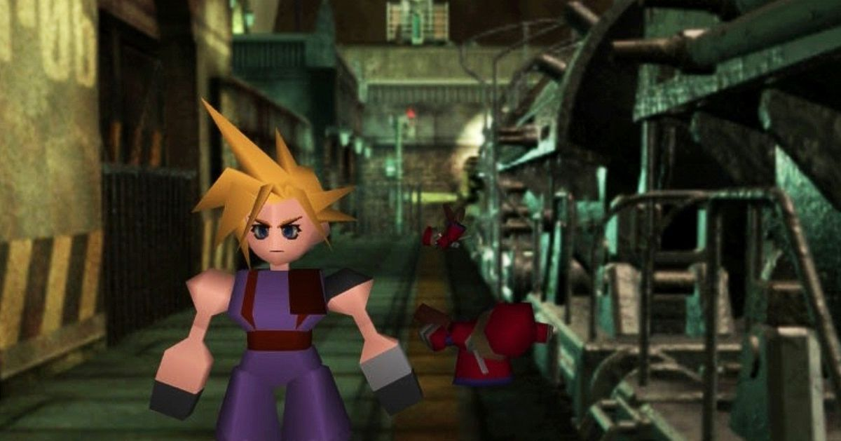 Why the original Final Fantasy 7 remains essential, even after the remake