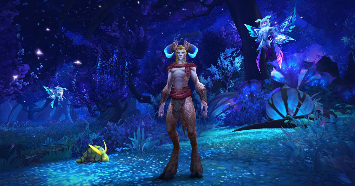 World of Warcraft: Shadowlands drastically shortens leveling time