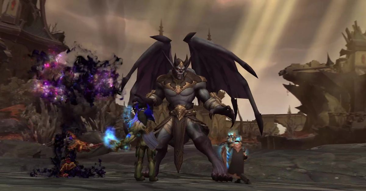 World of Warcraft: Shadowlands gets a new '!' quest marker