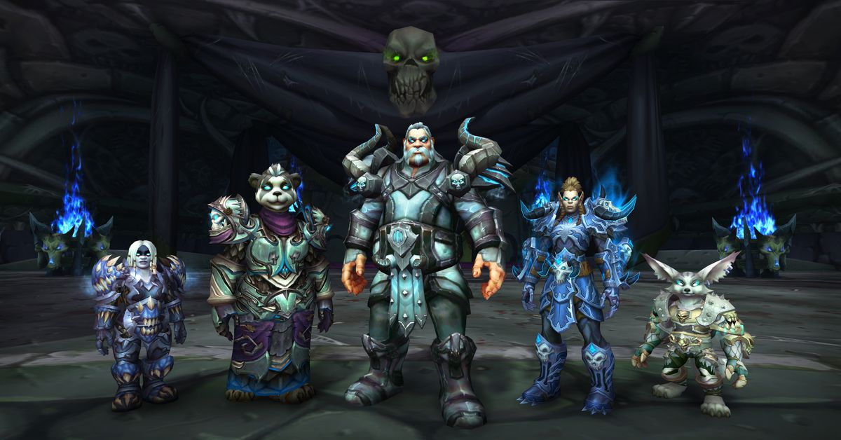 World of Warcraft: Shadowlands is re-adding famous abilities
