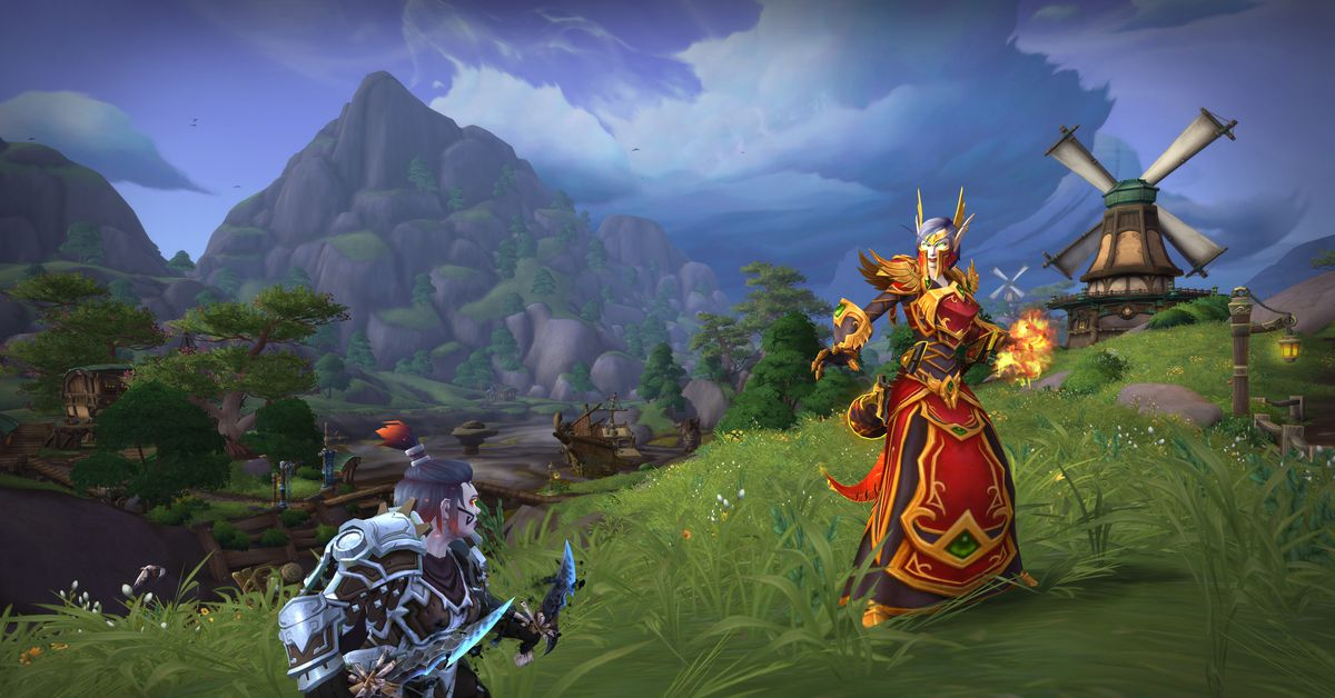 World of Warcraft now has its own fake news