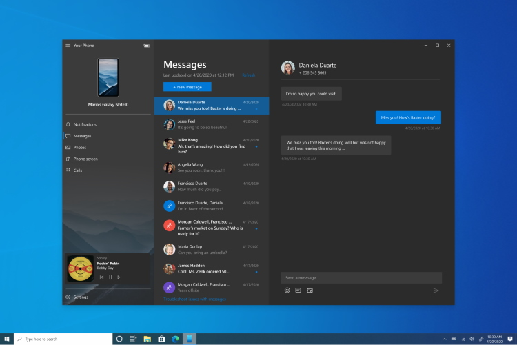You Can Now Control Your Smartphone's Audio Playback via Your Windows 10 PC