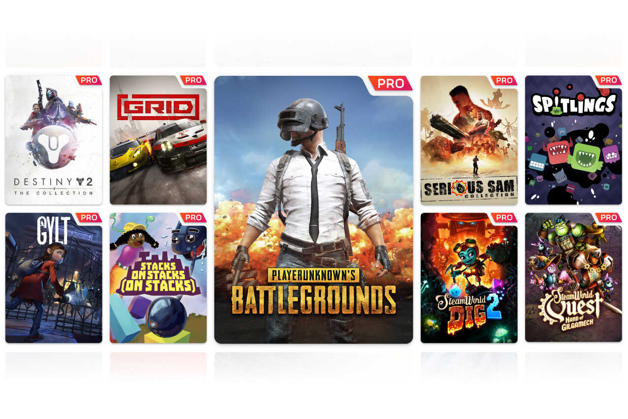 You Can Now Play PUBG on Google Stadia
