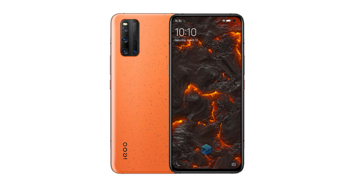 iQOO 3 price cut in India permanently by up to Rs 4,000, now starts at Rs 34,990