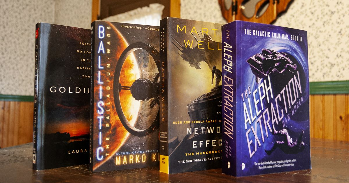 15 best new sci-fi and fantasy books to read in May 2020