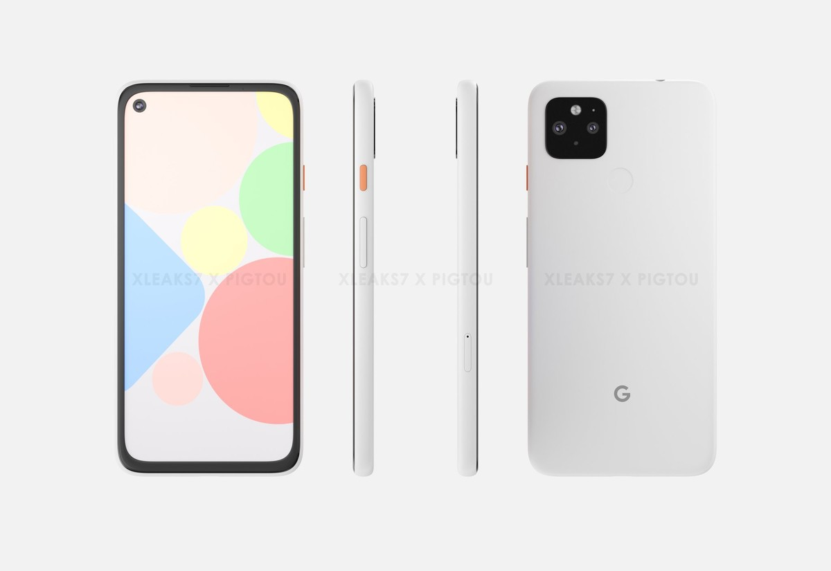 Allegedly cancelled Pixel 4a XL leaked renders show what it could have been