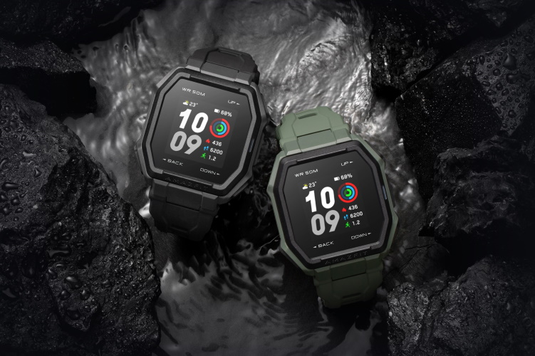 Amazfit Ares Rugged Smartwatch with 70 Sport Modes Launched in China