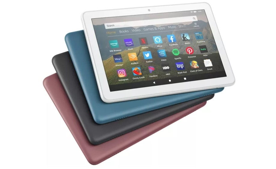 Amazon unveils Fire HD 8, Fire HD 8 Plus, Fire HD 8 Kids Edition tablets for 2020