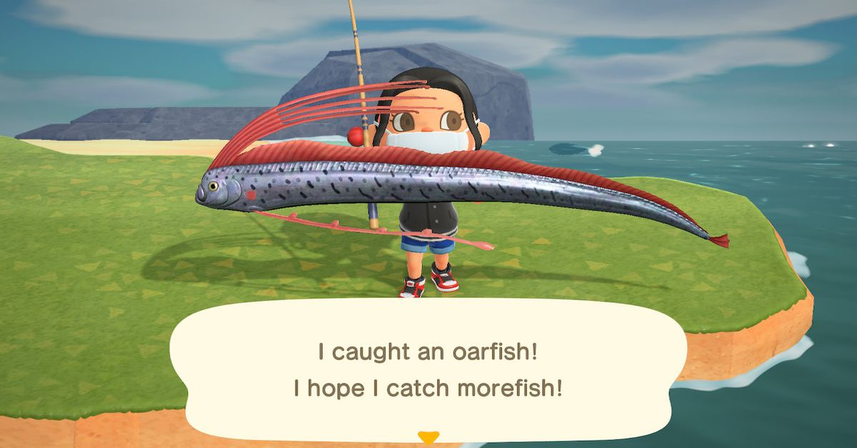 Animal Crossing: New Horizons bugs and fish leaving at the end of May